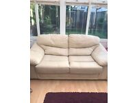 Sofa Bed from DFS-colour Beige