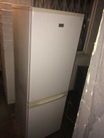 **ZANUSSI**FRIDGE FREEZER**FROST FREE**ENERGY RATING: A+**ONLY £110**COLLECTION\DELIVERY*NO OFFERS**