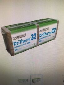 Dritherm 32 insulation 100mm