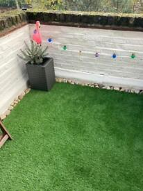 Artificial fake grass 2m x 1.7m