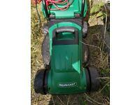 Qualcast M2E1232M 1200W Rotary Electric Lawn Mower