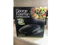 George Foreman 2 portion grill (Brand New In Box)