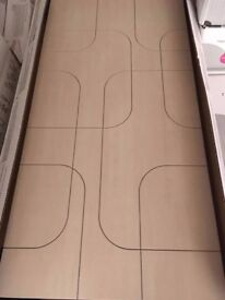 600x300mm Cream Porcelain Wall Tiles RRP £20/0.75m2 now only £7/0.75m2 Brand new