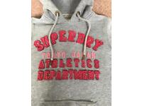 Authentic Superdry Hoodie Size XS - 6