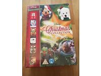 6 Disney Christmas Films Collection