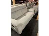 High quality fabric 3/1/1 recliner suite