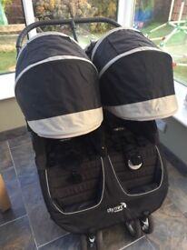 Baby Jogger City double buggy