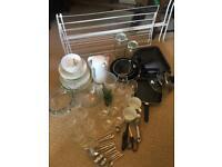 First Home kitchenware starter kit
