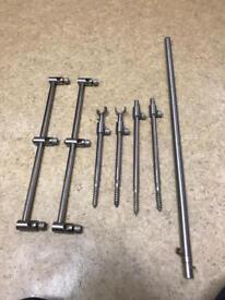 Stainless steel pod / buzz bar /bank sticks