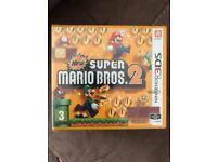 Nintendo 3DS New Super Mario Bros 2 Brand New