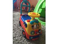 Kids Mickey Mouse ride on £1