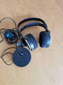 Sony rechargeable wireless headphones