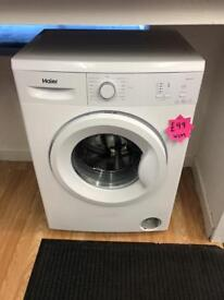 *** Haier 5kg 1000spin A+washing machine***Free Delivery**Fitting**Removal
