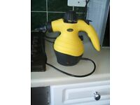 Hand held steamer - immaculate condition