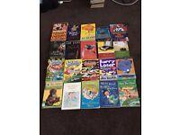 Miscellaneous Book Collection