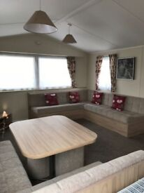 Fantastic starter two bedroom holiday caravan Southport