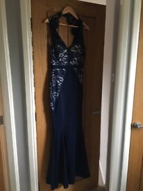 Ball gown/prom dress.