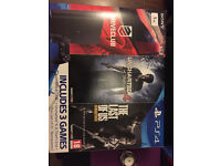 SONY PS4 1TB Triple Pack Uncharted 4 + The Last of Us: Remastered + Driveclub BN&S