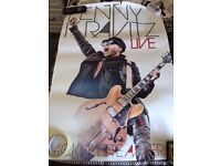 Joblot/Bundle 40 Extra Large 24Inch x 36Inch Lenny Kravitz Posters