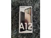 Samsung A12 ( new )
