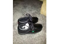 kickers shoes size 12