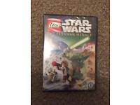 New sealed Lego star wars DVD