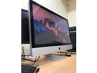 """Apple iMac 27"""" 2010 2.8GHZ i5, 8GB Ram, 1TB HDD, Mac OS X Sierra"""