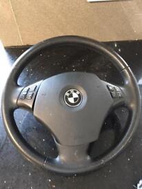 Bmw 3 series E90 SE steering wheel