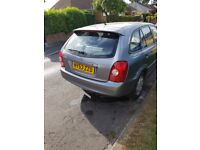 Mazda 323f spares or repairs petrol.manual