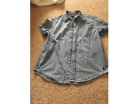 Ralph Lauren Short Sleeve Shirt age 14-16