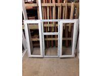 PVCu Window 2 side hung openers
