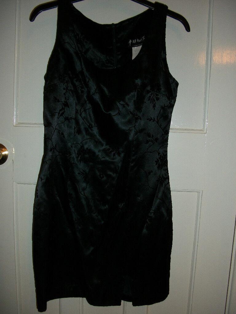 All That Jazz sleeveless dress
