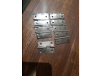 10 * brand new 30mm butt hinges