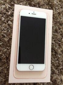 IPHONE 6s. ROSE GOLD.64GB. **UNLOCKED