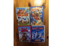 Children's films bundle