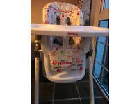 Infants high chair