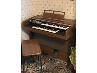 Yamaha Electric foot pedal organ