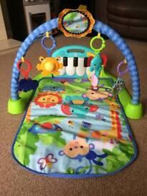 Fisher-price Kick & Play Piano Baby Gym