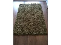 Rug (Living room rug), Pillows, Sofa Throw, Kitchen Table Matt & Candles