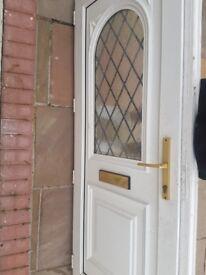 Double glazing door, 81 by 36