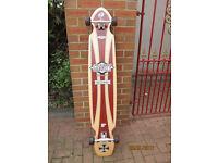 57 Inch Longboard (Skateboard) Great Condition