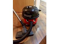 Henry HVR Numatic 2 years old.