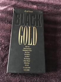 Black Gold. 4 boxed CD