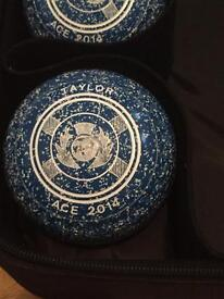 Taylor Ace commonwealth Bowls