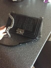 Gorgeous bag for sale with Chanel logo