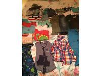 Boys clothes bundle 18m-3years