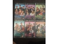 Friends VHS season 6