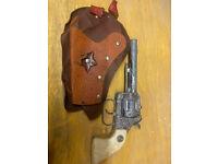 Vintage Crescent Rustler Ace Cap Toy