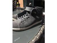 Size 8 high tops trainers