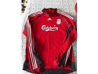 Liverpool fc sports training top